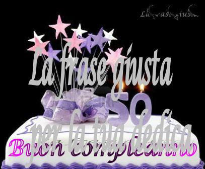 Buon Compleanno Rita 50 Anni Ardusat Org
